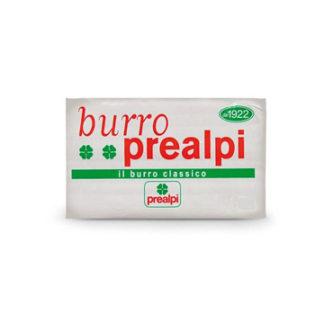 BURRO stagnola gr.100 Prealpi