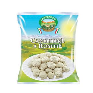 CAVOLFIORI ROSETTE Kg.2,5 Begro (SURGELATO)