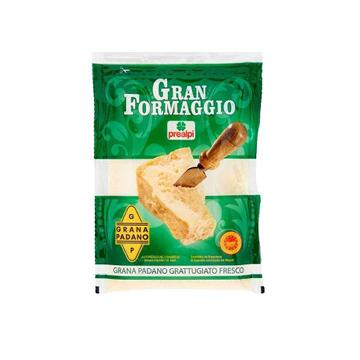 """FORMAGGIO GRATTUGGIATO """"GRAN FORMAGGIO"""" gr80 Prealpi"""