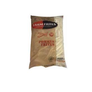 PATATINE A FETTE Kg.1 FarmFrites (SURGELATO)