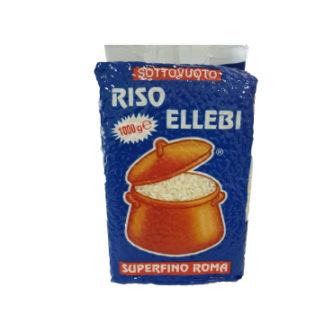 RISO ORIGINARIO Kg.1 Ellebi