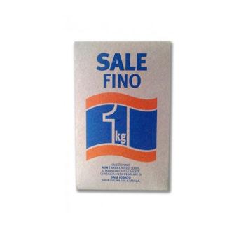 SALE MARINO FINO Kg.1 (DA CUCINA)