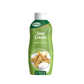 SALSA YOGURT (Sour Cream) gr.700 Senna