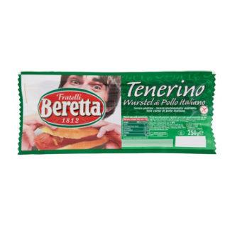 WURSTEL TENERINO DA 3 PEZZI gr.250 Beretta